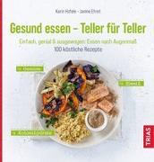 Cover-Bild zu Gesund essen - Teller für Teller von Hofele, Karin