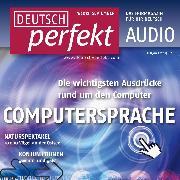 Cover-Bild zu Begisheva, Alia: Deutsch lernen Audio - Computersprache (Audio Download)