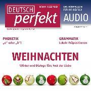 Cover-Bild zu Labbert, Astrid: Deutsch lernen Audio - Weihnachten (Audio Download)
