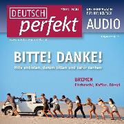 Cover-Bild zu Steinbach, Andrea: Deutsch lernen Audio - Helfen und sich bedanken (Audio Download)