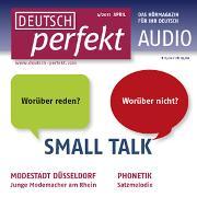 Cover-Bild zu Kurt, Henriette: Deutsch lernen Audio - Small Talk (Audio Download)