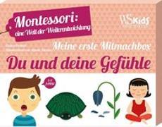 Cover-Bild zu Meine erste Mitmachbox: Du und deine Gefühle von Piroddi, Chiara