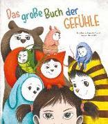 Cover-Bild zu Das große Buch der Gefühle von Piroddi, Chiara