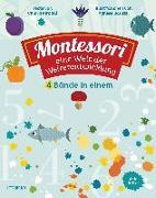 Cover-Bild zu Montessori: eine Welt der Weiterentwicklung von Piroddi, Chiara