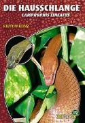Cover-Bild zu Die Hausschlange von Kriton, Kunz