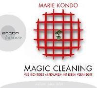 Cover-Bild zu Magic Cleaning von Kondo, Marie