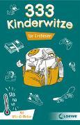 Cover-Bild zu 333 Kinderwitze - Für Erstleser von Fiedler-Tresp, Sonja (Hrsg.)