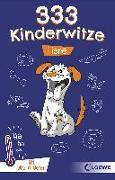 Cover-Bild zu 333 Kinderwitze - Tiere von Fiedler-Tresp, Sonja (Hrsg.)