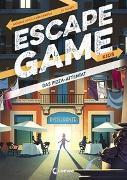 Cover-Bild zu Escape Game Kids - Das Pizza-Attentat von Prieur, Rémi