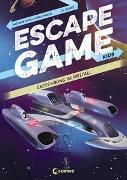 Cover-Bild zu Escape Game Kids - Entführung im Weltall von Prieur, Rémi