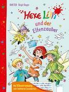 Cover-Bild zu Hexe Lilli und der Elfenzauber von KNISTER