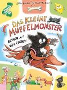 Cover-Bild zu Das kleine Muffelmonster (2). Besuch auf vier Pfoten von Boehme, Julia