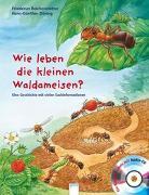 Cover-Bild zu Wie leben die kleinen Waldameisen? von Döring, Hans-Günther