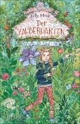 Cover-Bild zu Der Zaubergarten - Geheimnisse sind blau (eBook) von Möhle, Nelly