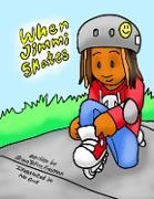 "Cover-Bild zu Freeman, Brian ""B Free"": When Jimmi Skates (eBook)"