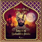Cover-Bild zu Nights, One Thousand and One: Sagan af Sjabeddín fróða (Audio Download)