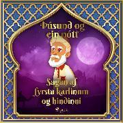 Cover-Bild zu Nights, One Thousand and One: Sagan af fyrsta karlinum og hindinni (Audio Download)
