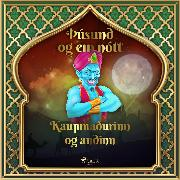 Cover-Bild zu Nights, One Thousand and One: Kaupmaðurinn og andinn (Audio Download)