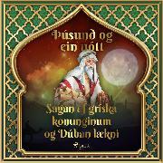 Cover-Bild zu Nights, One Thousand and One: Sagan af gríska konunginum og Dúban lækni (Audio Download)