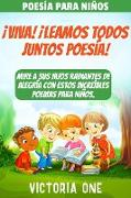 Cover-Bild zu One, Victoria: Poesía para niños (eBook)