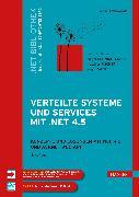 Cover-Bild zu Steyer, Manfred: Verteilte Systeme und Services mit .NET 4.5