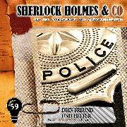 Cover-Bild zu Duschek, Markus: Sherlock Holmes & Co, Folge 59: Dein Freund und Helfer (Audio Download)