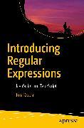 Cover-Bild zu Krause, Jörg: Introducing Regular Expressions (eBook)