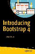 Cover-Bild zu Krause, Jörg: Introducing Bootstrap 4 (eBook)