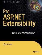 Cover-Bild zu Krause, Joerg: Pro ASP.NET Extensibility (eBook)