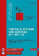 Cover-Bild zu Steyer, Manfred: Verteilte Systeme und Services mit .NET 4.5 (eBook)