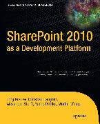 Cover-Bild zu Krause, Joerg: SharePoint 2010 as a Development Platform (eBook)