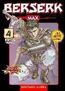 Cover-Bild zu Berserk Max, Band 4 (eBook) von Miura, Kentaro