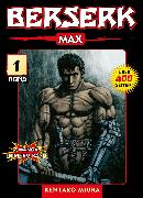 Cover-Bild zu Berserk Max, Band 1 (eBook) von Miura, Kentaro