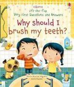 Cover-Bild zu Why Should I Brush My Teeth? von Daynes, Katie