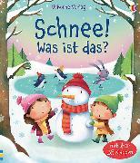Cover-Bild zu Schnee! Was ist das? von Daynes, Katie