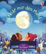 Cover-Bild zu Erklär mir den Mond von Daynes, Katie