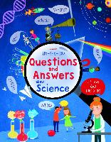 Cover-Bild zu Lift-the-flap Questions and Answers about Science von Daynes, Katie