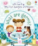 Cover-Bild zu What are Germs? von Daynes, Katie