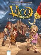 Cover-Bild zu Vico Drachenbruder (4). In den Fängen der Piraten von Pautsch, Oliver