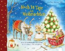 Cover-Bild zu Noch 24 Tage bis Weihnachten von Frey, Jana