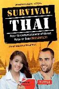 Cover-Bild zu Survival Thai: How to Communicate Without Fuss or Fear Instantly! (Thai Phrasebook & Dictionary) von Lamosse, Thomas