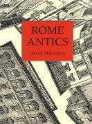 Cover-Bild zu Rome Antics (eBook) von Macaulay, David