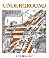 Cover-Bild zu Underground von Macaulay, David