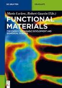 Cover-Bild zu Functional Materials (eBook) von Leclerc, Mario (Hrsg.)