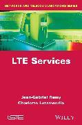 Cover-Bild zu LTE Services (eBook) von Rémy, Jean-Gabriel