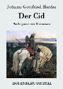 Cover-Bild zu Der Cid (eBook) von Johann Gottfried Herder