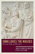 Cover-Bild zu Song Loves the Masses (eBook) von Herder, Johann Gottfried