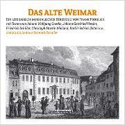 Cover-Bild zu Das alte Weimar (Audio Download) von Schiller, Friedrich