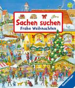 Cover-Bild zu Gernhäuser, Susanne: Sachen suchen - Frohe Weihnachten