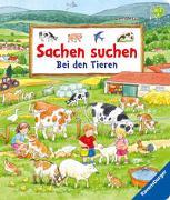 Cover-Bild zu Gernhäuser, Susanne: Sachen suchen: Bei den Tieren
